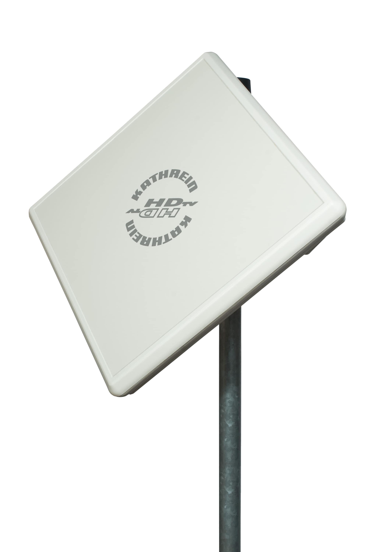 Kathrein BAS 65 Flachantenne stationär Twin-Universal-LNB für 229,00 Euro