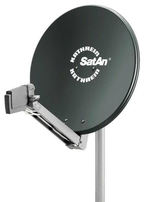 Kathrein CAS 80gr Offset-Parabloantenne 80cm Aluminiumreflektor für 158,00 Euro