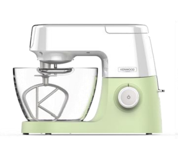 Kenwood KVC 5100 G Chef Sense Colour Collection Küchenmaschine 1200W für 529,00 Euro