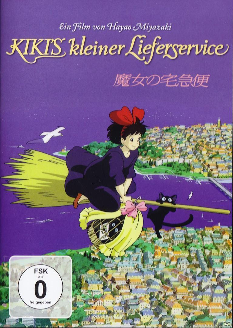 Kikis kleiner Lieferservice (DVD) für 9,99 Euro