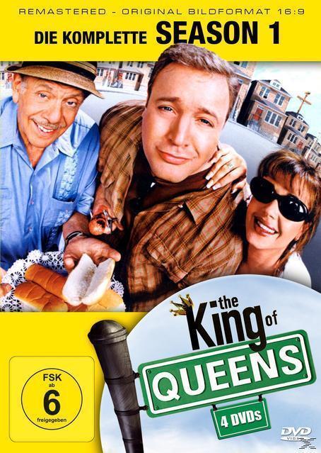 King of Queens - Staffel 1 DVD-Box (DVD) für 8,99 Euro