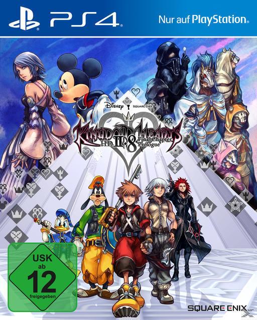 Kingdom Hearts HD 2.8 Final Chapter Prologue (PlayStation 4) für 29,99 Euro
