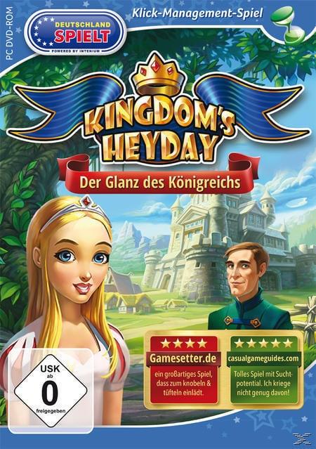 Kingdom's Heyday: Der Glanz des Königreiches (PC) für 9,99 Euro