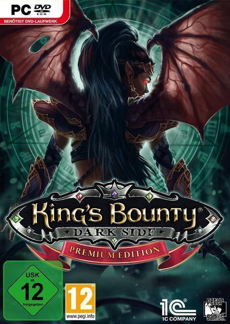 Kings Bounty: Dark Side Premium Edition (PC) für 22,99 Euro