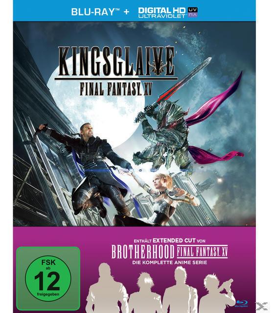 Kingsglaive: Final Fantasy XV Steelcase Edition (BLU-RAY) für 24,99 Euro