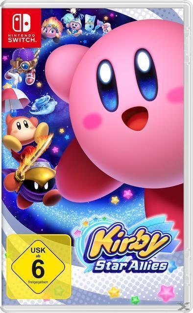Kirby Star Allies (Nintendo Switch) für 53,60 Euro