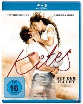 Kites - Auf der Flucht (BLU-RAY) für 9,99 Euro