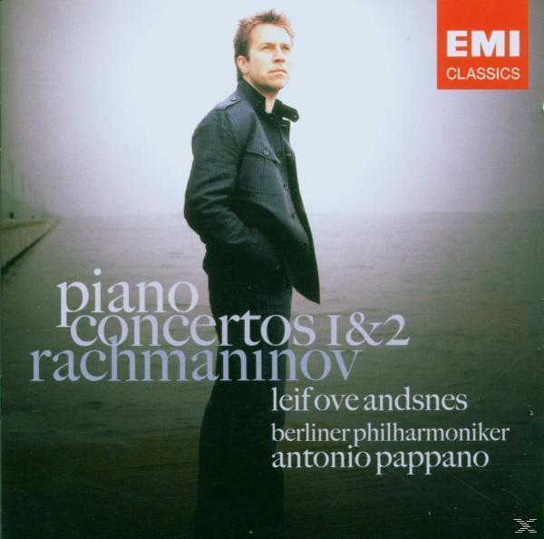 Klavierkonzerte 1 & 2 (Leif Ove Snes) für 17,99 Euro