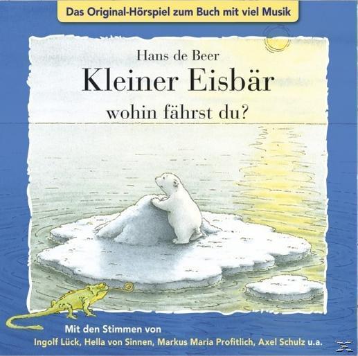 Kleiner Eisbär wohin fährst du? (CD(s)) für 5,49 Euro