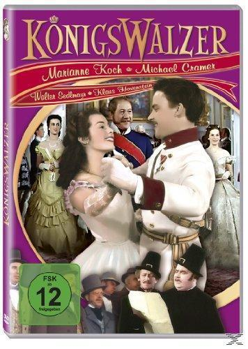 Königswalzer (DVD) für 8,99 Euro