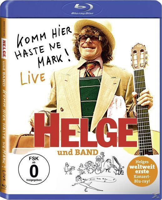 Komm Hier Haste Ne Mark!  (Helge Schneider) für 9,99 Euro
