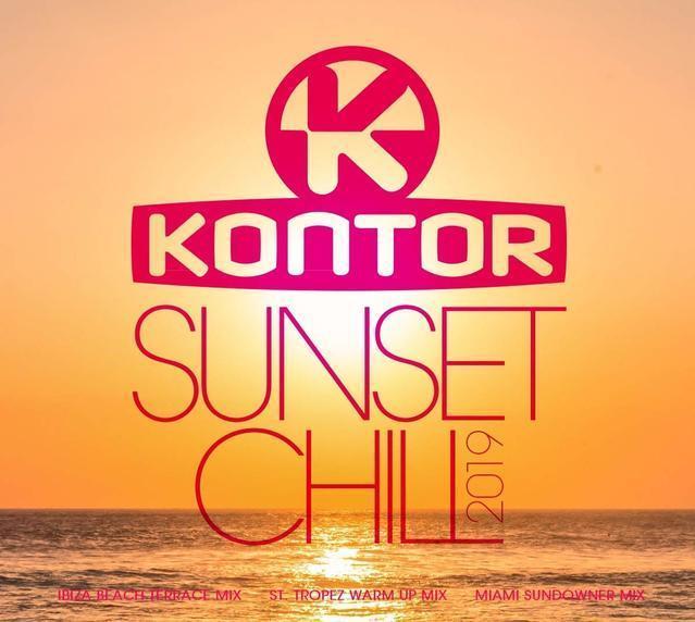 Kontor Sunset Chill 2019 (VARIOUS) für 19,99 Euro