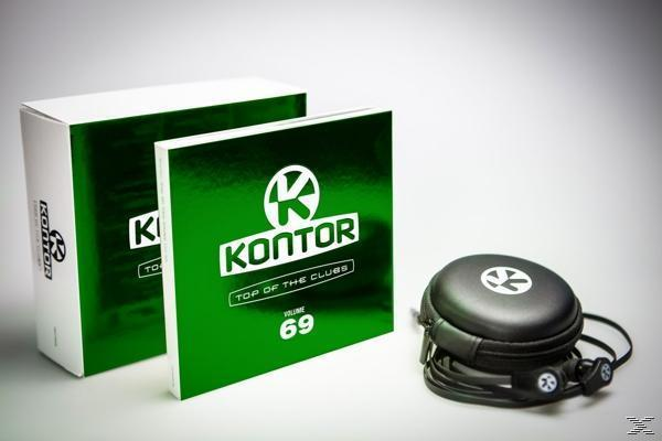 Kontor Top Of The Clubs Vol.69 (Limited Edition) (VARIOUS) für 19,99 Euro