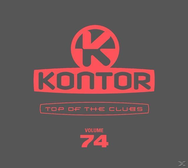 Kontor Top Of The Clubs Vol. 74 (VARIOUS) für 14,99 Euro