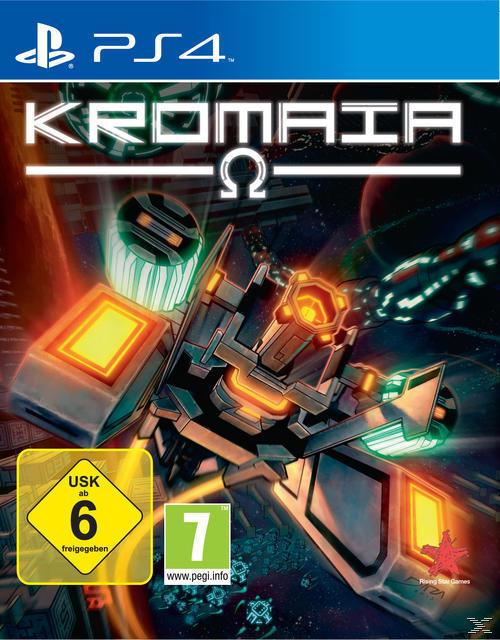 Kromaia Omega (PlayStation 4) für 6,99 Euro