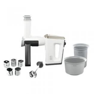 Krups GN 9071 3 Mix 9000 Handmixer Set 400W 2,5l Rührschüssel 1l Rührbecher für 149,99 Euro