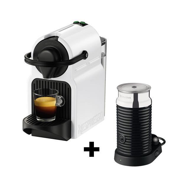 Krups XN 1011 Inissia Nespressoautomat mit Aeroccino3 19bar 0,7l für 129,99 Euro