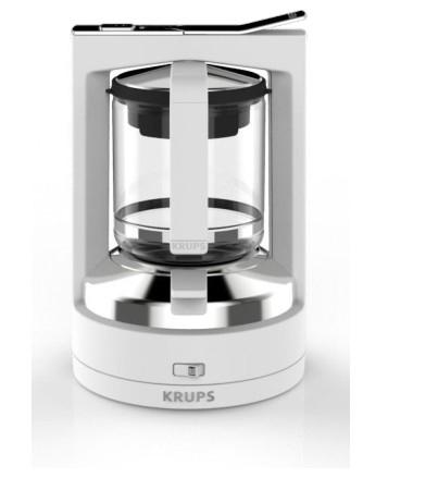 Krups KM 4682 T 8.2 Druckbrüh-Automat für mokkaähnlichen Geschmack für 129,99 Euro
