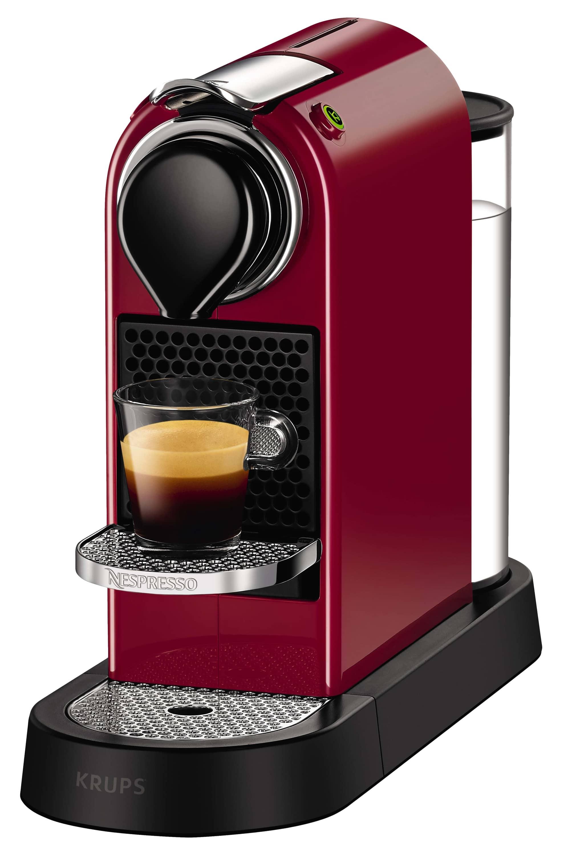 Nespresso kapselmaschine von krups