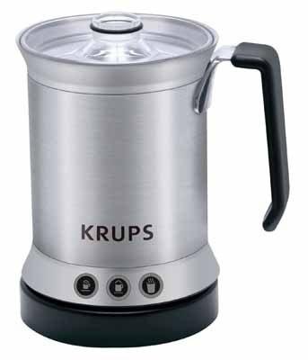 Krups XL 2000 Milchaufschäumer 500W Frothing Control Technology für 119,99 Euro