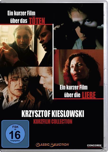 Krzysztof Kieslowski - Kurzfilm Collection (DVD) für 8,99 Euro