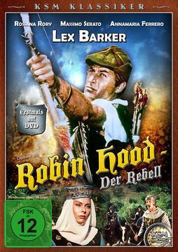 KSM Klassiker - Robin Hood - Der Rebell (DVD) für 9,99 Euro