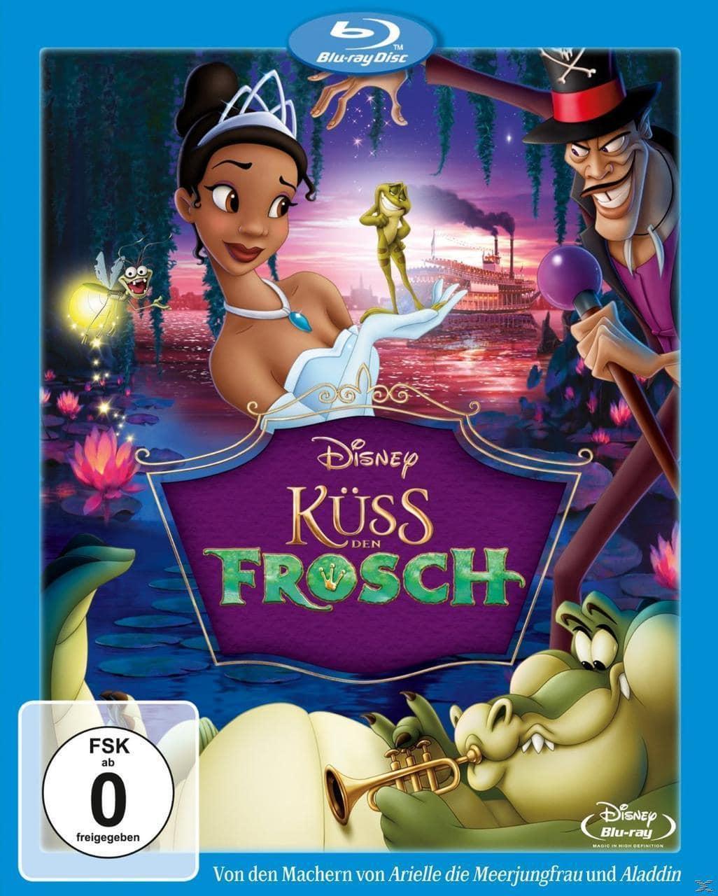 Küss den Frosch (BLU-RAY) für 18,99 Euro