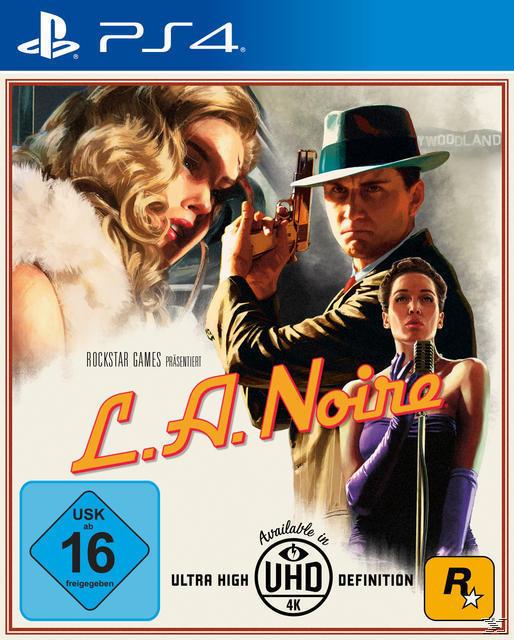 L.A. Noire (PlayStation 4) für 8,77 Euro