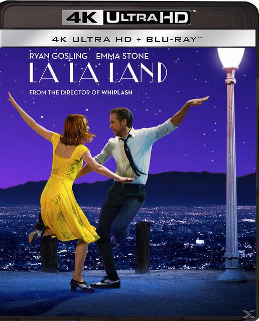La La Land (4K Ultra HD BLU-RAY + BLU-RAY) für 29,99 Euro