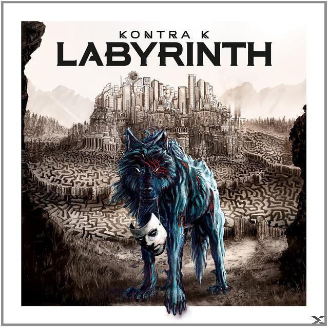 Labyrinth (Kontra K) für 12,99 Euro