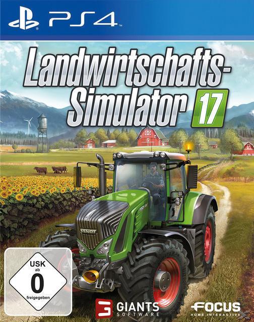 Landwirtschafts-Simulator 17 (PlayStation 4) für 39,99 Euro