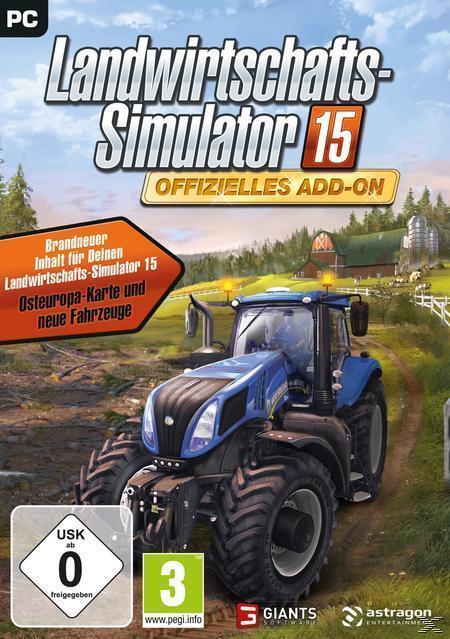 Landwirtschafts-Simulator 15: Offizielles Add-On (PC) für 14,99 Euro