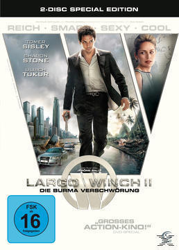 Largo Winch 2 Special Edition (DVD) für 13,64 Euro
