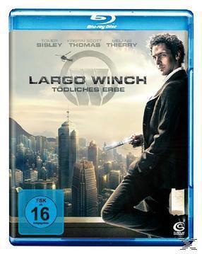 Largo Winch - Tödliches Erbe (BLU-RAY) für 9,74 Euro