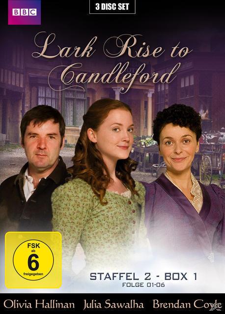 Lark Rise to Candleford 2, Box 1 (DVD) für 39,99 Euro