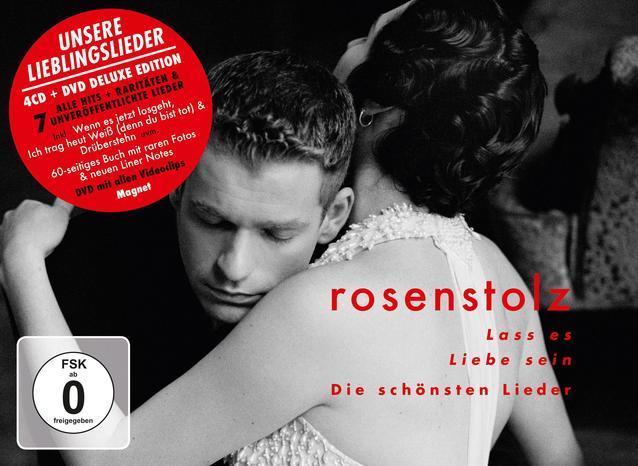 Lass Es Liebe Sein-Die Schönsten Lieder (Deluxe) (Rosenstolz) für 43,49 Euro