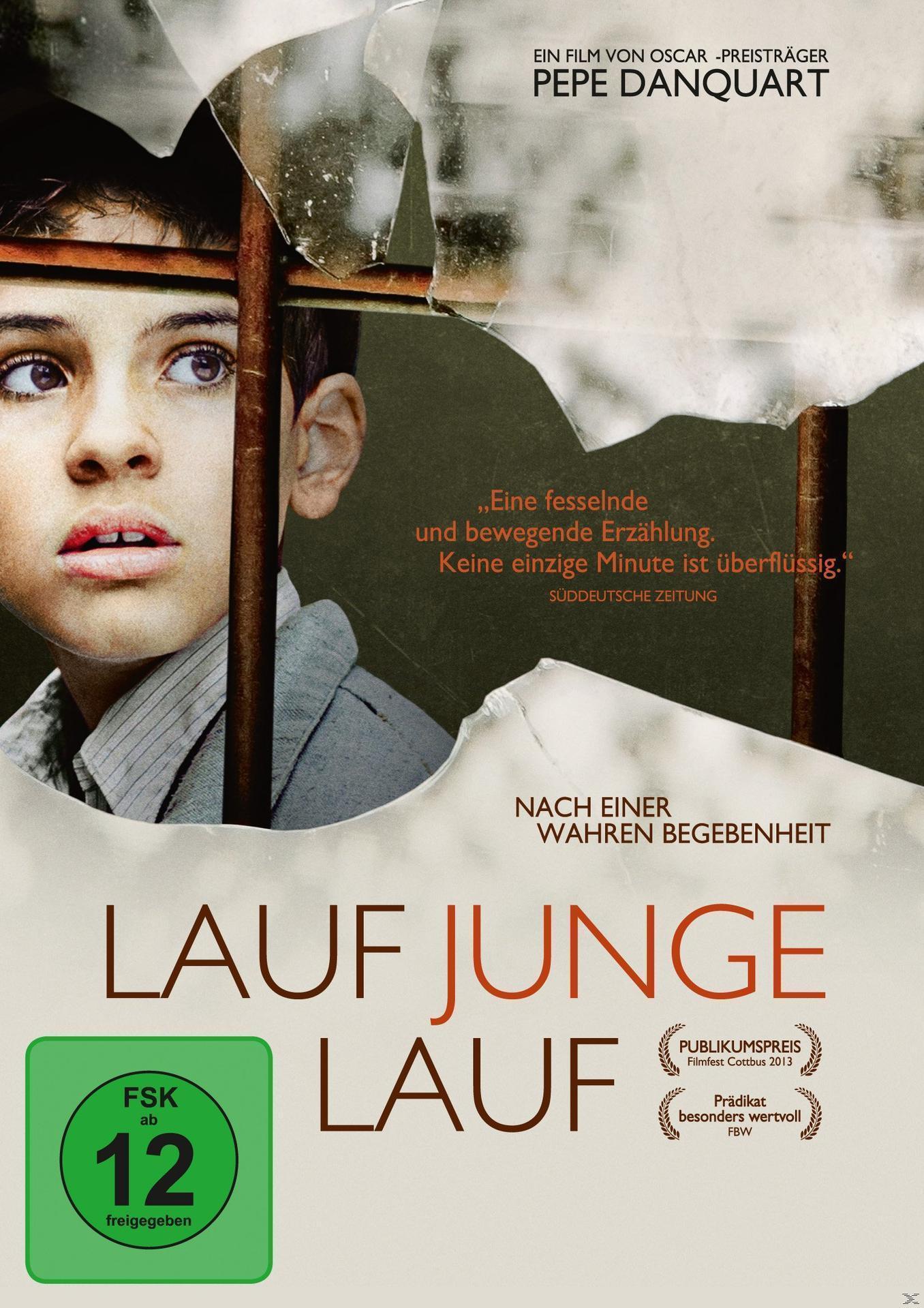Lauf Junge Lauf (DVD) für 7,99 Euro
