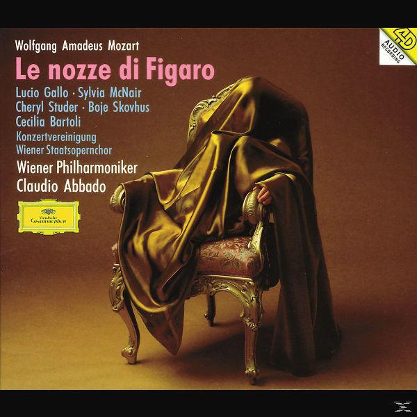 Le Nozze Di Figaro (GA) (Cheryl Studer) für 53,99 Euro