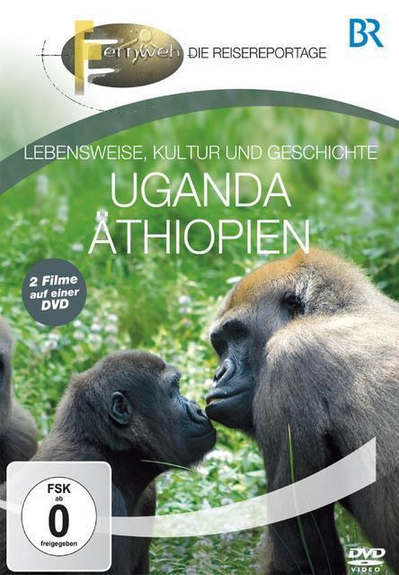 Lebensweise, Kultur und Geschichte - Uganda/Äthiopien (DVD) für 12,18 Euro