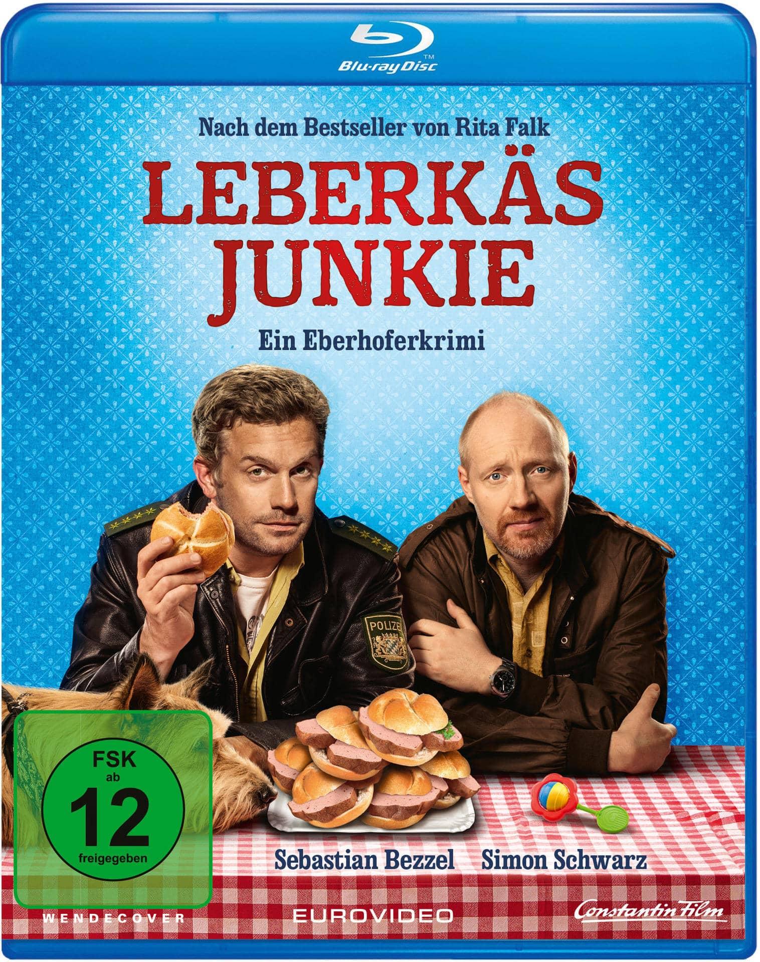 Leberkäsjunkie (BLU-RAY) für 14,99 Euro
