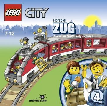 LEGO City 04: Zug (CD(s)) für 7,99 Euro