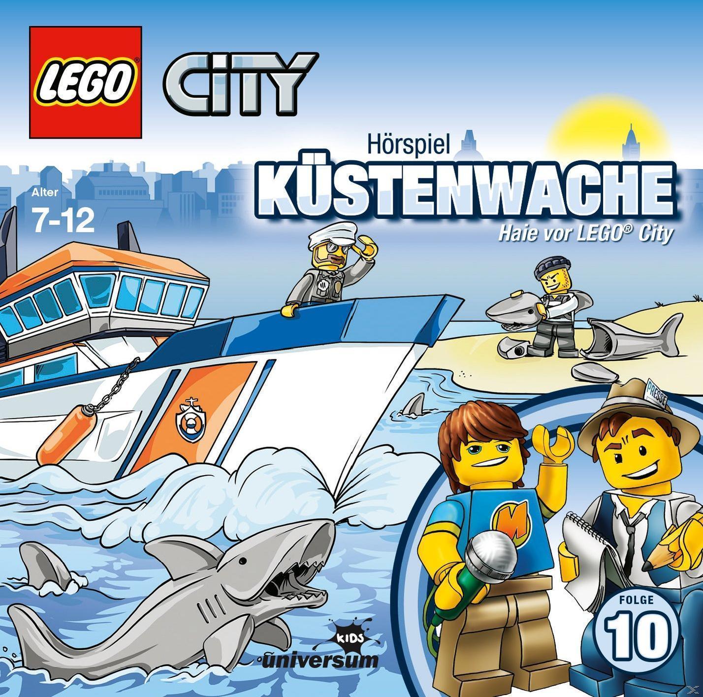 LEGO City 10: Küstenwache (CD(s)) für 7,99 Euro