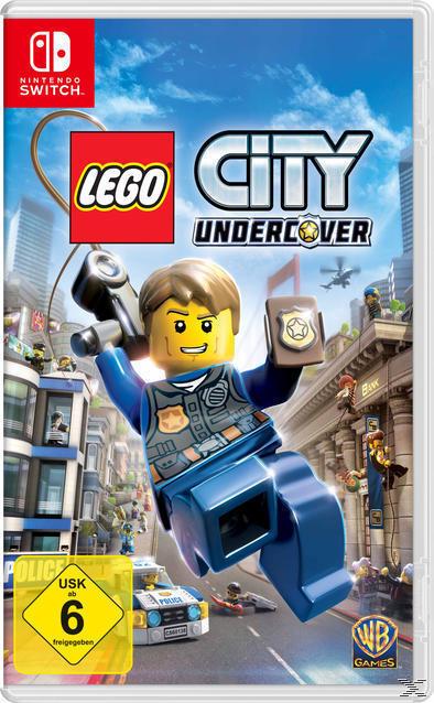 LEGO City: Undercover (Nintendo Switch) für 49,99 Euro