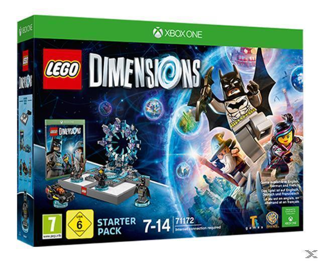 LEGO Dimensions - Starter Pack (Xbox One) für 25,00 Euro
