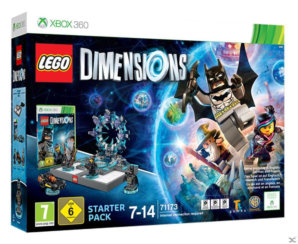LEGO Dimensions - Starter Pack (XBox 360) für 20,00 Euro