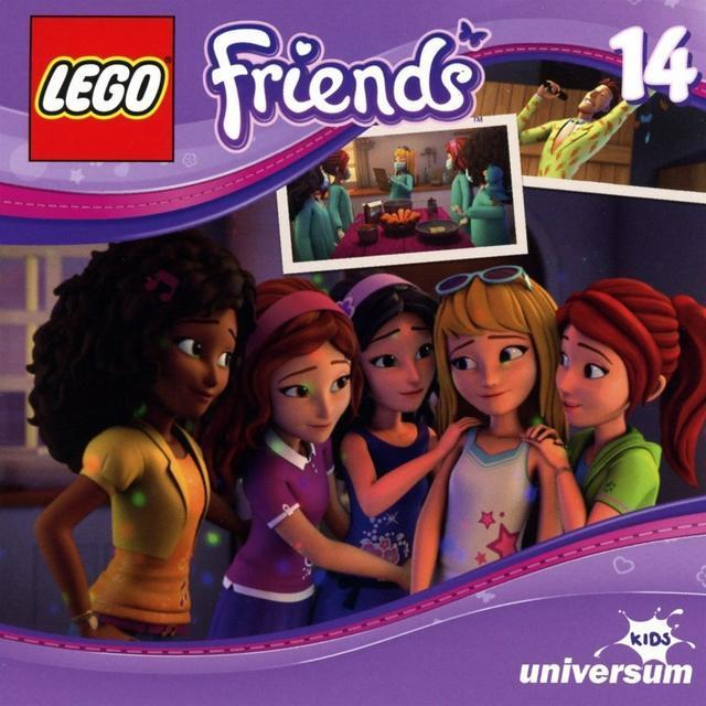 LEGO Friends (14) (CD(s)) für 7,99 Euro