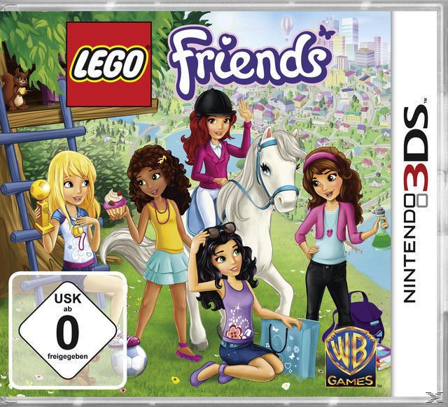 Lego Friends (Software Pyramide) (Nintendo 3DS) für 20,00 Euro