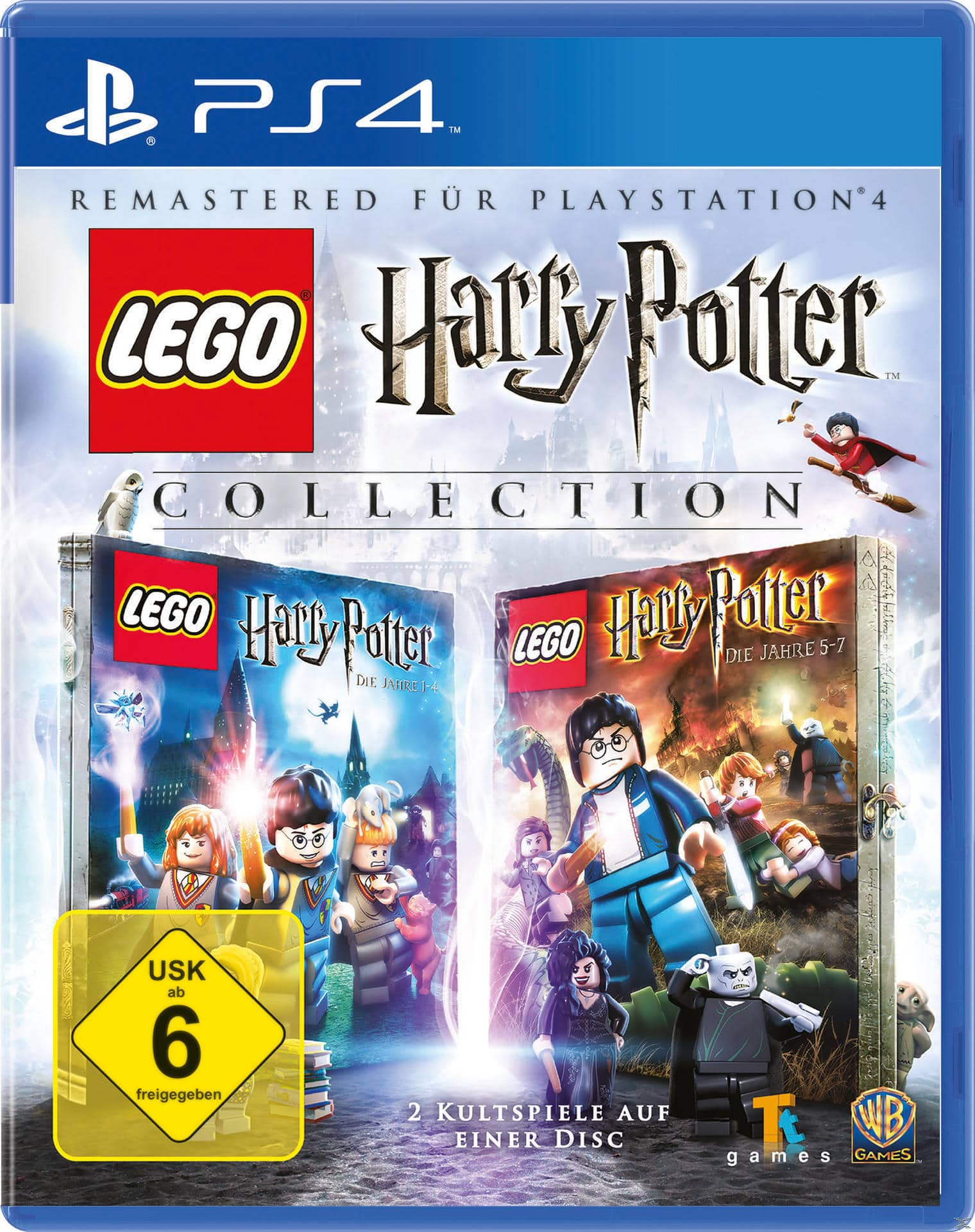 Lego Harry Potter Collection (PlayStation 4) für 29,99 Euro