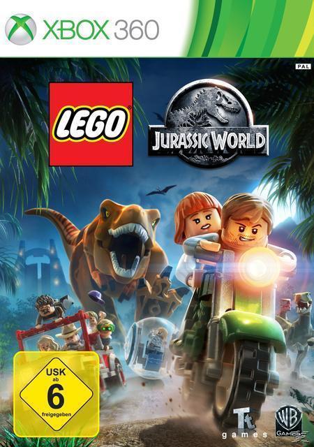 LEGO Jurassic World (Software Pyramide) (XBox 360) für 20,00 Euro