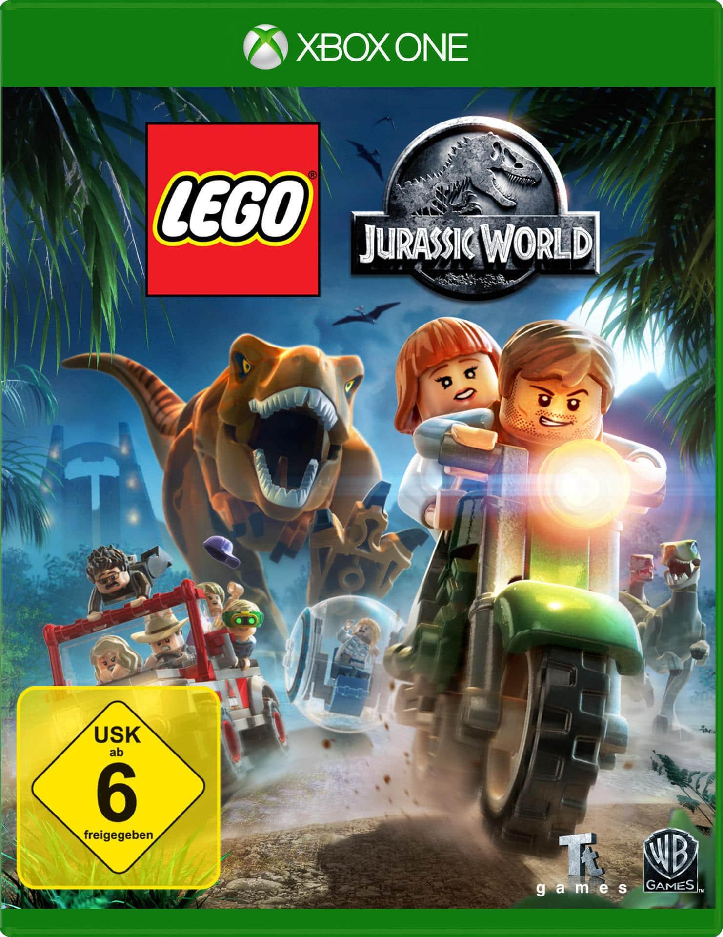 LEGO Jurassic World (Xbox One) für 20,00 Euro